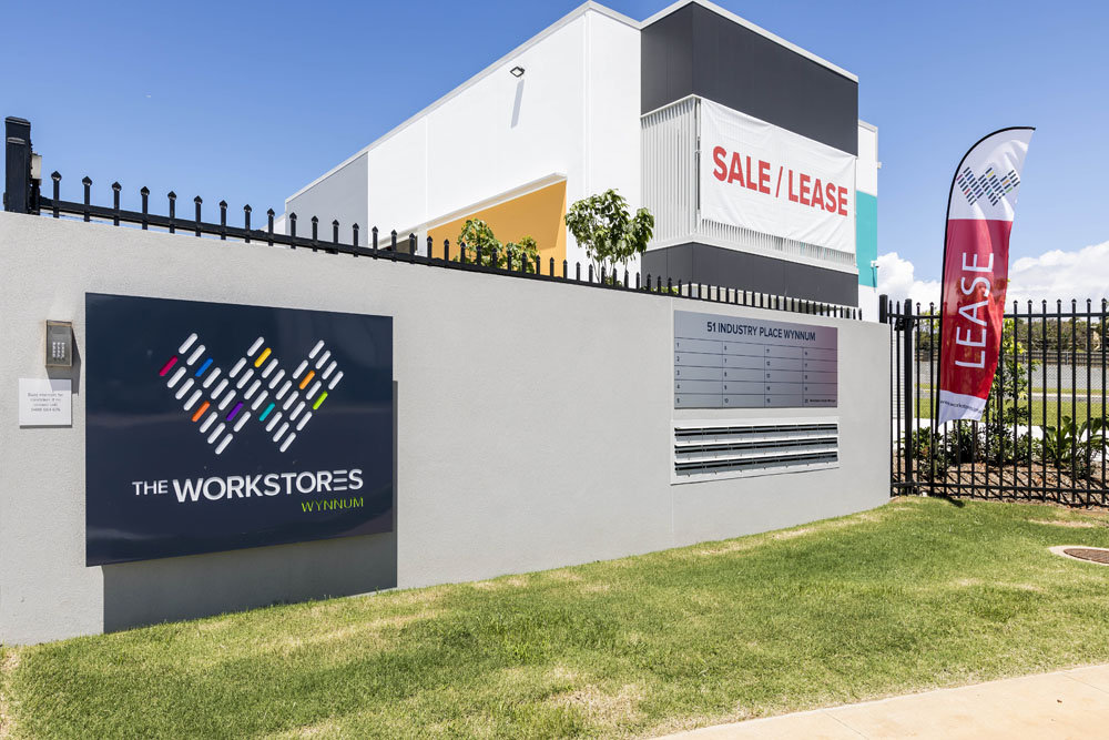The Workstores Wynnum