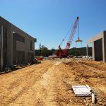 Construction Update - The Workstores - Storage Sheds & Warehouses in Salisbury, Brisbane 10