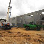 Construction Update - The Workstores - Storage Sheds & Warehouses in Salisbury, Brisbane 11