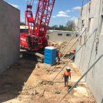 Construction Update - The Workstores - Storage Sheds & Warehouses in Salisbury, Brisbane 21