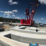 Construction Update - The Workstores - Storage Sheds & Warehouses in Salisbury, Brisbane 22