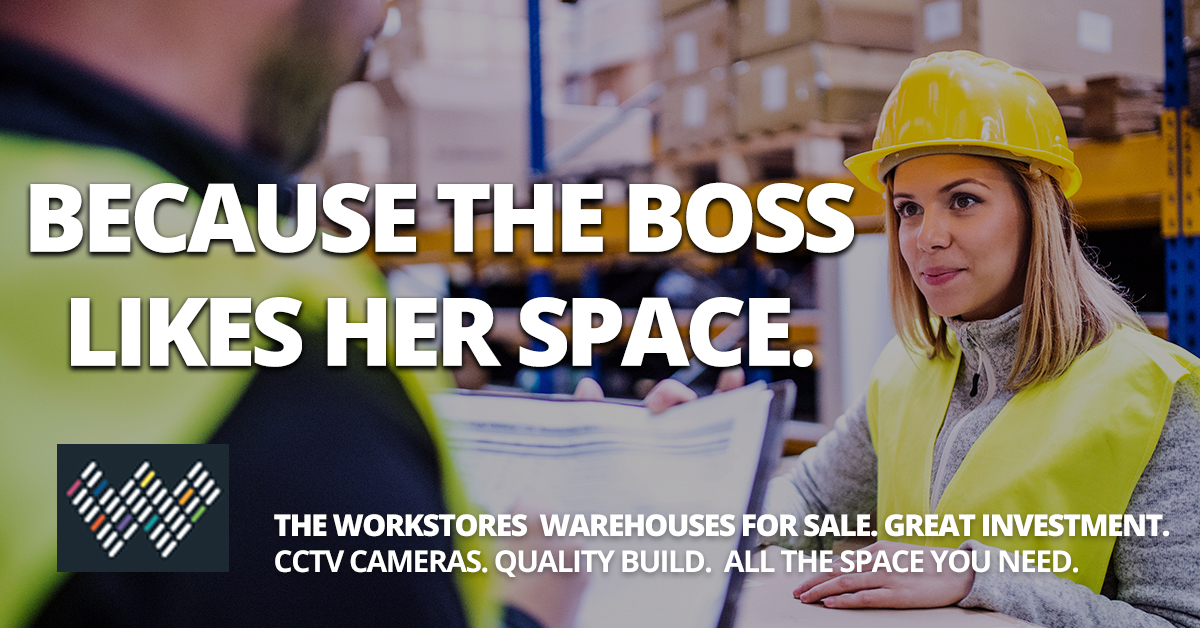 Warehouses for Sale - Warehouse Space Brisbane at The Workstores