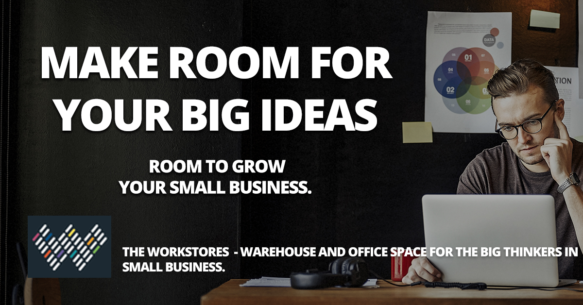 Big Ideas for Small Business - Give yourself room to grow