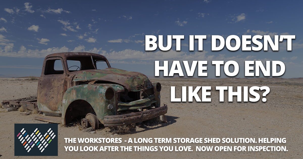 Vintage Car Storage - Long term - Buy or lease