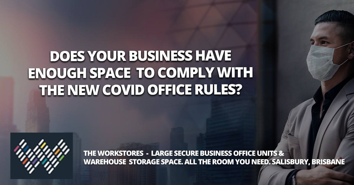 COVID Office Space - Rules and Guidelines